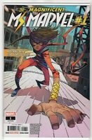 "Ms. Marvel Issue #1 ""Cover A"" Marvel Comics (1st Print 2019) NM"