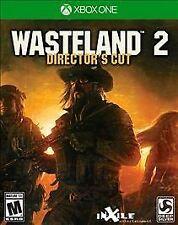 NEW Wasteland 2: Director's Cut (Microsoft Xbox One, 2015)