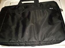 New listing Asus 15.6 Inch Black Vinyl Laptop Notebook Bag With Handle/Shoulder Strap