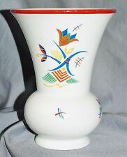 Art Deco Vase Schoenau, Swaine & Co, Hüttensteinach Thüringen 1920 1930