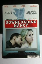 DOWNLOADING NANCY BELLO PAFRIC SEWELL BRE MINI POSTER BACKER CARD (NOT A MOVIE )