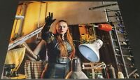 SOPHIE TURNER SIGNED 11X14 PHOTO X-MEN APOCALYPSE GAME OF THRONES IN PERSON AUTO