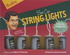 Wembley 10 Battery Powered LED Beer Can String Lights NIB
