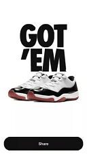 Air Jordan 11 Low Concord Bred Size 14 CONFIRMED ORDER