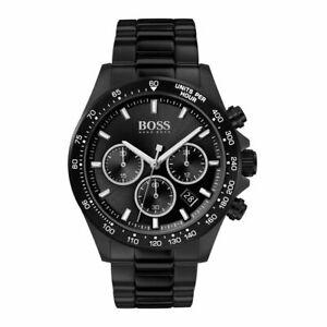 Hugo Boss Sport Herrenchronograph Datum Armbanduhr HB1513754 Neu mit Box