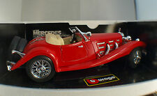 Bburago cod.3020 ◊ Mercedes Benz 500K Roadster (1936) ◊ 1/20