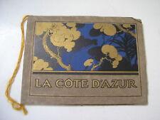 Album PLM n°2 : LA COTE D'AZUR 24 reproductions photos