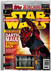 STAR WARS INSIDER #168  Newsstand Cover Edition B         / 2016 Titan Magazines