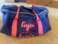 Gym And Tonic Bag