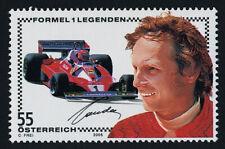 Austria 2016 MNH Niki Lauda, Formula 1 Race Car