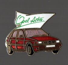 Pin's voiture / Opel astra (EGF signé démons et merveilles)