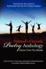 Oakland's Citywide Poetry Anthology: Voices From The Middle-ExLibrary
