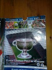 GAA 2003 All Ireland SFC final Tyrone v Armagh official match programme