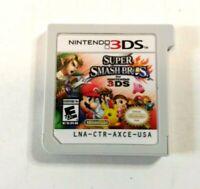 Super Smash Bros Nintendo 3DS Game Cartridge Only