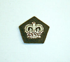 ARMED FORCES OFFICERS SMALL PADDED CROWN/MAJOR