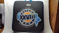 SUPER BOWL XXVIII GAME SEAT CUSHION Cowboys and Bills 1994