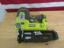 "Ryobi Tools P325 18v One+ Lithium-Ion Cordless 16G 2-1/2"" Finish Nailer Only 811"