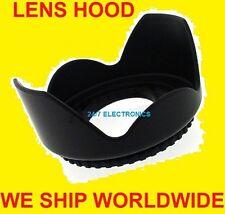 PRO HARD LENS HOOD 72mm for SONY HDR-FX1 HVR-Z1U DSC-H9