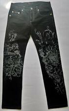 Kosmo Lupo - Herren Hose - Jeans - Gr. W30 - Schwarz