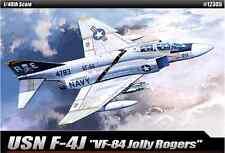 1/48 USN F-4J VF-84 Jolly Rogers / ACADEMY MODEL KIT / 12305