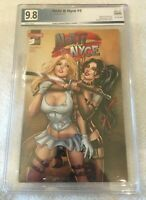 Notti & Nyce #3 - Kotkin limited edition cover - RARE - PGX 9.8 - Make offer!
