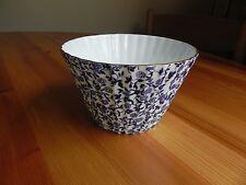 A   bone china  SLOP BOWL  made  by  E J D BODLEY   C 1880