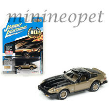 JOHNNY LIGHTNING JLCP7007 1980 NISSAN DATSUN 280 ZX 10th ANNIVERSARY 1/64 GOLD