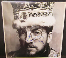 Elvis Costello Signed LP Record King of America - Global Authentics