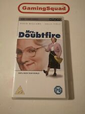 Mrs Doubtfire PSP UMD Movie, Supplied by Gaming Squad
