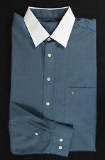 Normale klassische Seidensticker Herrenhemden mit Kentkragen und Sportmanschette