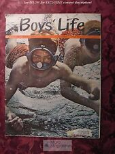Boys Life Scouts August 1963 New York Subway Opossum James W. English