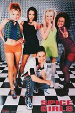 SPICE GIRLS MUSIC BAND POSTER 23x34 in MASONIC