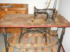 ANTIQUE SINGER SEWING MACHINE, The Standard Sewing Machine Co. Cleveland O.