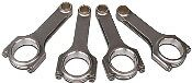 "Scat Connecting Rods Chevy BB Bushed 6.800"" H-Beam"