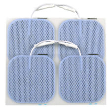 TENS Machine Electrode Pads - 5cm Square TENS and EMS, CE Approved Made in USA