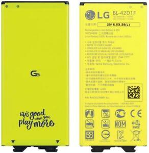 OEM Replacement Battery for LG G5 BL-42D1F VS987 H820 LS992 H830 EAC633238901