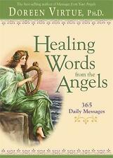 Healing Words from the Angels by Doreen Virtue Paperback --(NEW)