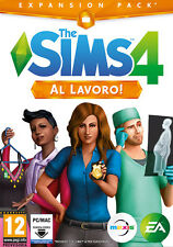 The Sims 4 Al Lavoro! PC IT IMPORT ELECTRONIC ARTS