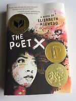 The Poet X by Elizabeth Acevedo (2018, Hardcover)