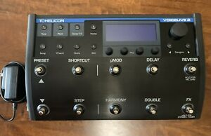 TC-HELICON Voicelive2 Vocal Effector with AC adapter