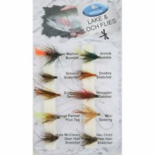 Dragon Tackle Lake & Loch Wet Flies Game Fly Fishing