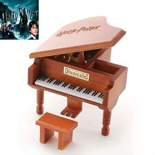 Japan Sankyo Handcraft Wooden Piano Music Box : Hedwig's Theme Soundtrack