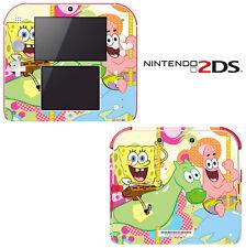 Vinyl Skin Decal Cover for Nintendo 2DS - Spongebob Squarepants Patrick