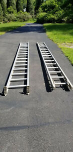 Louisville 32 Foot Extension Ladder--Used--Very Good/Excellent Condition