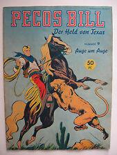 PECOS BILL N. 9, Mondial-Verlag, stato 2+
