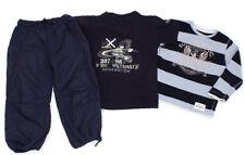H&M Sporthose, Pullover und AKMO WORKS T-Shirt - 104