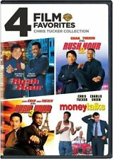 Rush Hour Jackie Chan Chris Tucker Complete Film Trilogy 1-3 DVD Set Collection