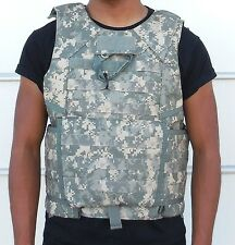 NEW SPECIALTY DEFENSE QUICK RELEASE OUTER TACTICAL VEST CARRIER (X-LARGE LONG)