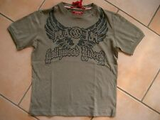 (369) RARE-The Kid Boys T-Shirt Logo & Hollywood Riders Druck mit Strass gr.116