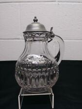 Early 1900's Molasses Syrup Pitcher Can - 1 Pint